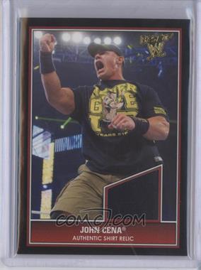 2013 Topps Best of WWE - Event-Worn Relics #JOCE - John Cena