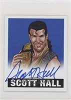 Scott Hall #/10