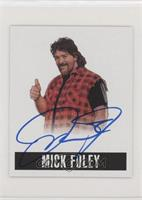 2017 Leaf - Mick Foley
