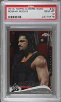Roman Reigns [PSA 10 GEM MT]