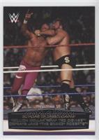 Ted DiBiase Defeats Jake