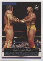 Ultimate Warrior Defeats Hulk Hogan for the WWE Championship