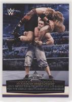 John Cena Defeats Edge and Big Show for the World Heavyweight Championship