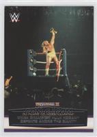 WWE Champion Hulk Hogan defeats Andre the Giant