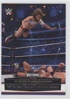 Daniel Bryan defeats Randy Orton and Batista for the WWE World Heavyweight Cham…