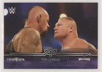 Brock Lesnar Ends