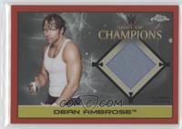 Dean Ambrose #/5