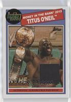 Titus O'Neil /25