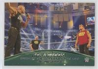 Hulk Hogan, Stone Cold Steve Austin and The Rock Open Wrestlemania 30