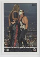 Sting Joins Kevin Nash in a Tag Team Match for The WCW Championship
