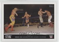 Sting Wins the Battlebowl Battle Royale