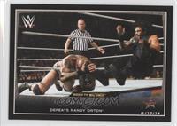 Roman Reigns, Randy Orton