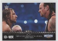 Faces Undertaker in a No Holds Barred Match
