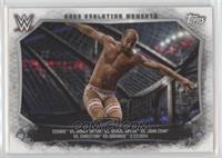 Randy Orton, Daniel Bryan, John Cena, Cesaro, Christian, Sheamus