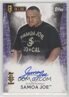 Samoa Joe #/25