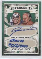 Road Warrior Animal, Kevin Sullivan #6/10