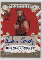 Dennis Condrey /10