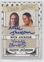 Nick Jackson, Matt Jackson