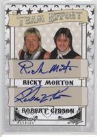 Ricky Morton, Robert Gibson