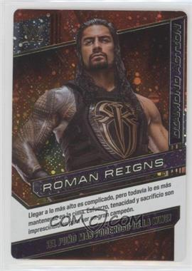 2016 Panini Wrestling Action - [Base] #017 - Diamond Action - Roman Reigns