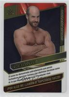 Gold Action - Cesaro