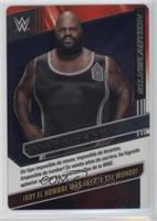 Silver Action - Mark Henry