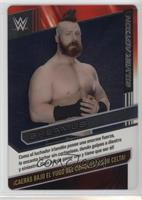 Silver Action - Sheamus