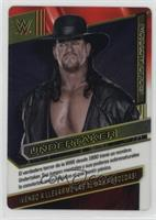 Gold Action - Undertaker