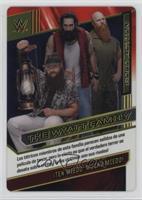 Gold Action - The Wyatt Family