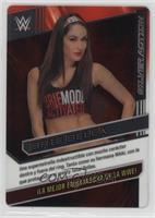 Silver Action - Brie Bella