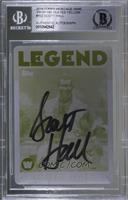 Legend - Scott Hall [BASCertifiedBGSEncased] #/1