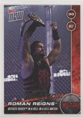 2016 Topps Now WWE - Topps Online Exclusive [Base] #25 - Roman Reigns /69