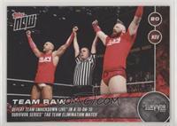 Team Raw #/60