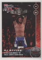 AJ Styles #/122
