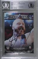 Sheamus [BAS Certified Encased by BGS]