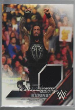 2016 Topps WWE - Shirt Relics #RORE - Roman Reigns /299 [Noted]