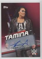 Tamina #/25