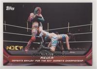 Asuka vs. Bayley /25