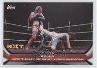 Asuka vs. Bayley