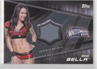 Brie Bella - Wrestlemania 28 #/50