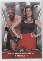 Stephanie McMahon, Triple H