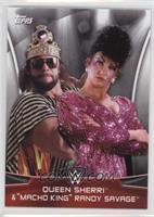 Sensational Queen Sherri, Randy Savage
