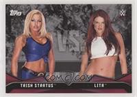 Trish Stratus vs. Lita