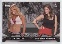 Trish Stratus, Stephanie McMahon