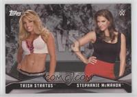 Trish Stratus, Stephanie McMahon