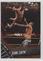 Called Up - Sami Zayn #/50