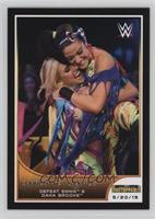 NXT - Charlotte & Bayley
