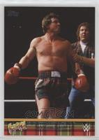 Rowdy Roddy Piper Faces Mr. T in a Boxing Match