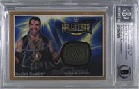 Razor Ramon [BGS Authentic] #/50