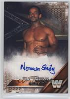 Norman Smiley #/50